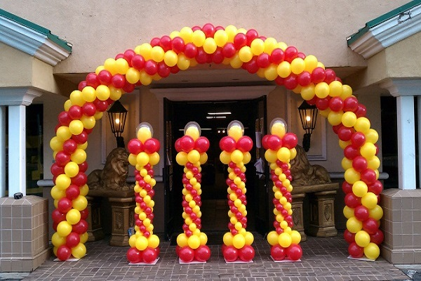 Allestimenti palloncini Piemonte