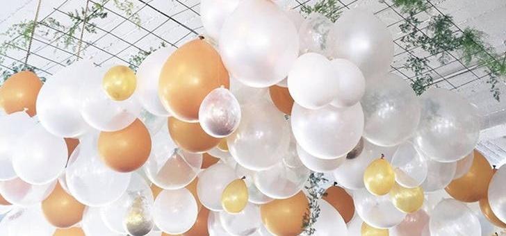 Allestimenti palloncini a elio