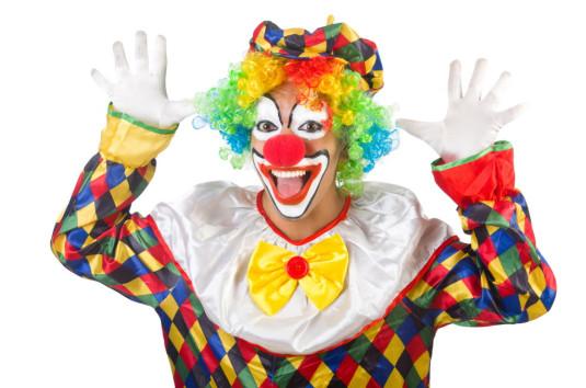 Clown per feste