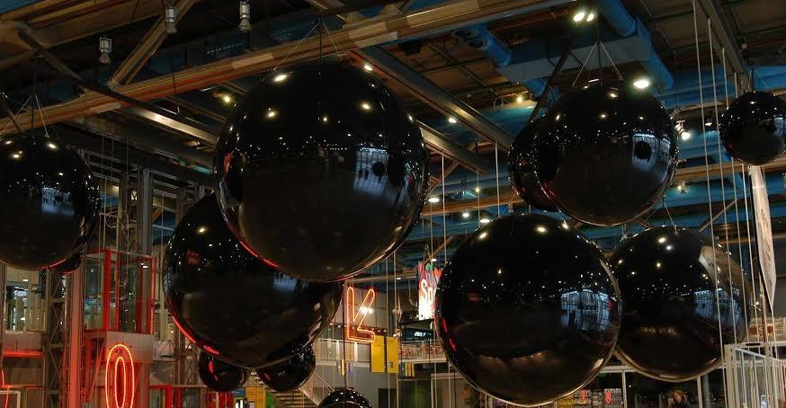 Palloni giganti PVC milano