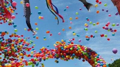 Allestimenti palloncini Genova
