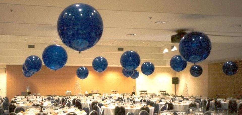 Servizio gonfiaggio palloncini milano