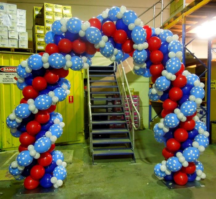 Gonfiaggio palloncini elio milano