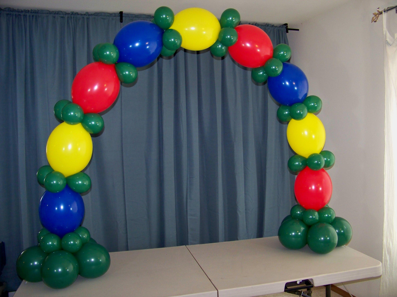 Arco di palloncini paderno dugnano