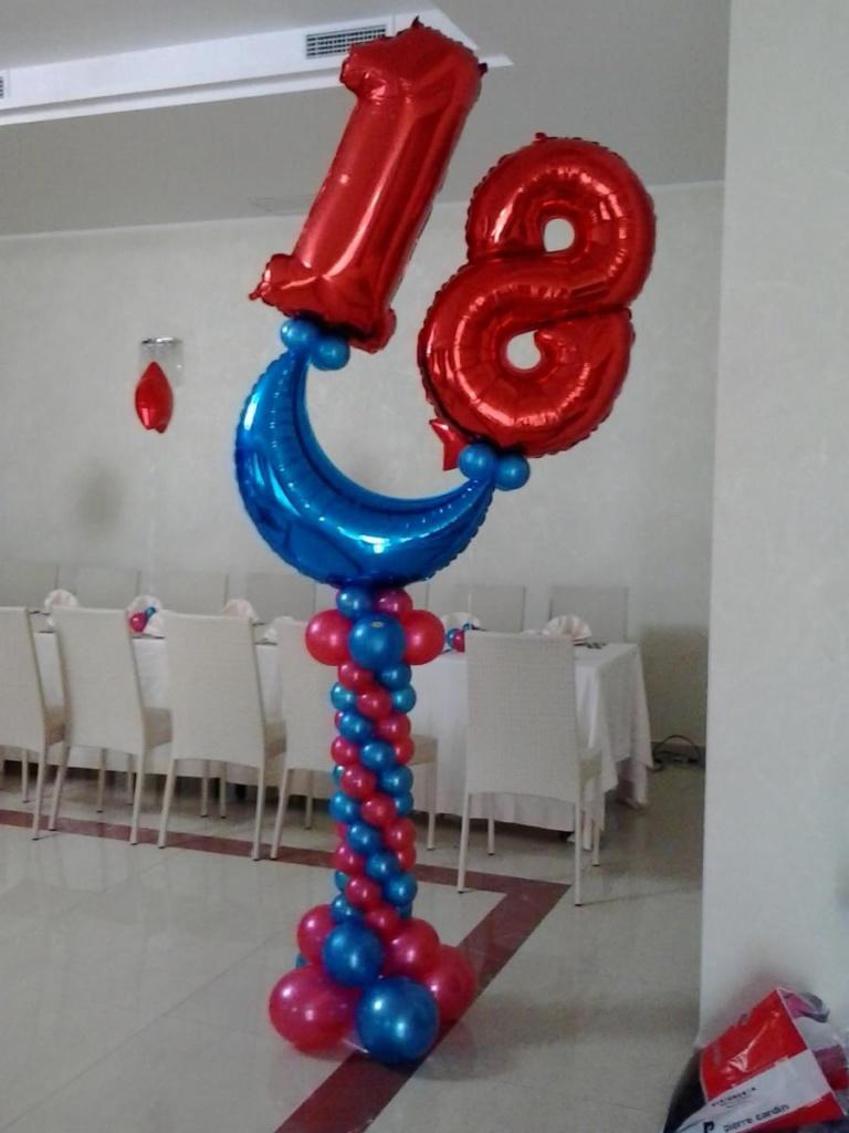 Ogni compleanno è un traguardo, un avvenimento e un importante momento di crescita. Con i nostri allestimenti con palloncini siamo in grado di donare colore ed allegria ad ogni location perché ogni compleanno è un capitolo che si chiude e uno che si apre. Rendi indimenticabile la tua festa.