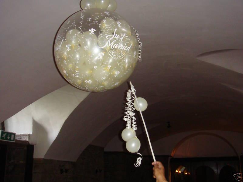 Palloni esplosivi matrimonio
