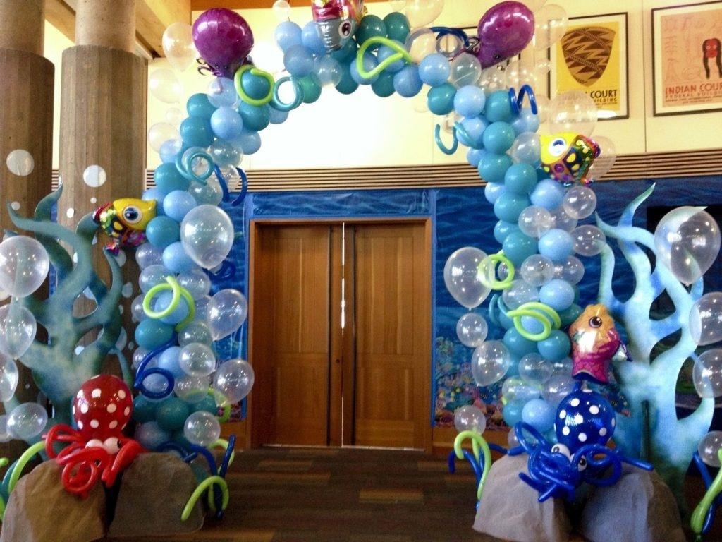 azienda allestimenti palloncini per feste