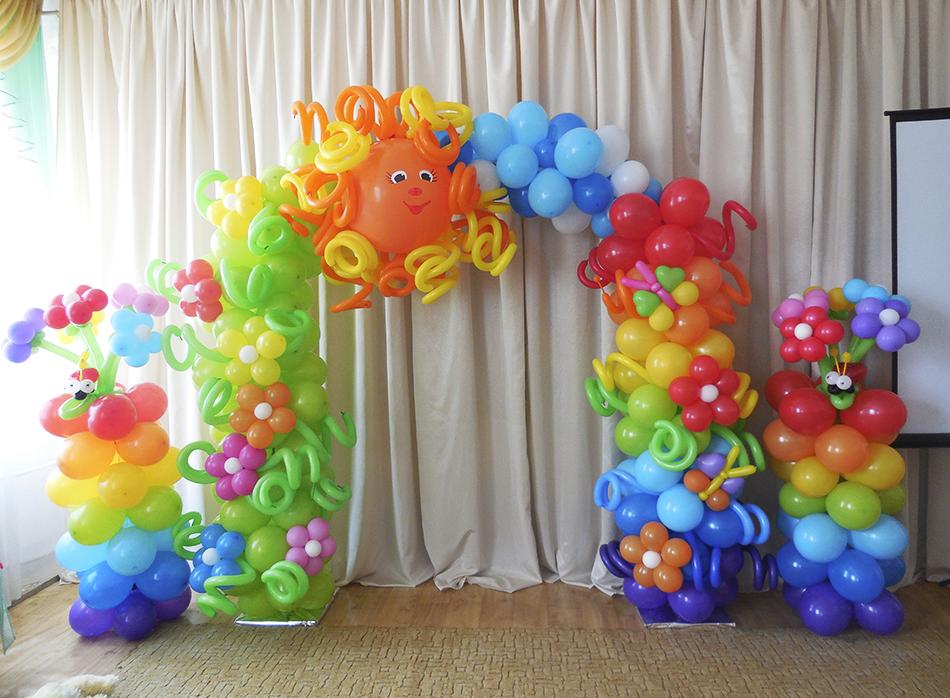 allestimenti palloncini chiasso