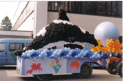 allestimenti carri di carnevale
