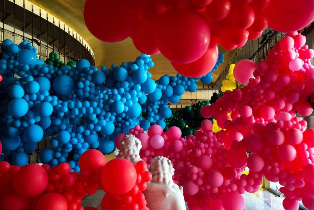 allestimenti palloncini bologna