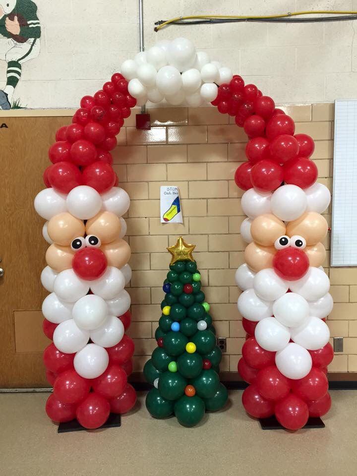 Allestimenti natalizi per supermercati