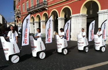 Street marketing Torino