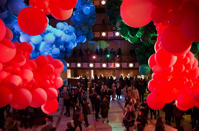 Allestimenti eventi aziendali e palloncini personalizzati Como
