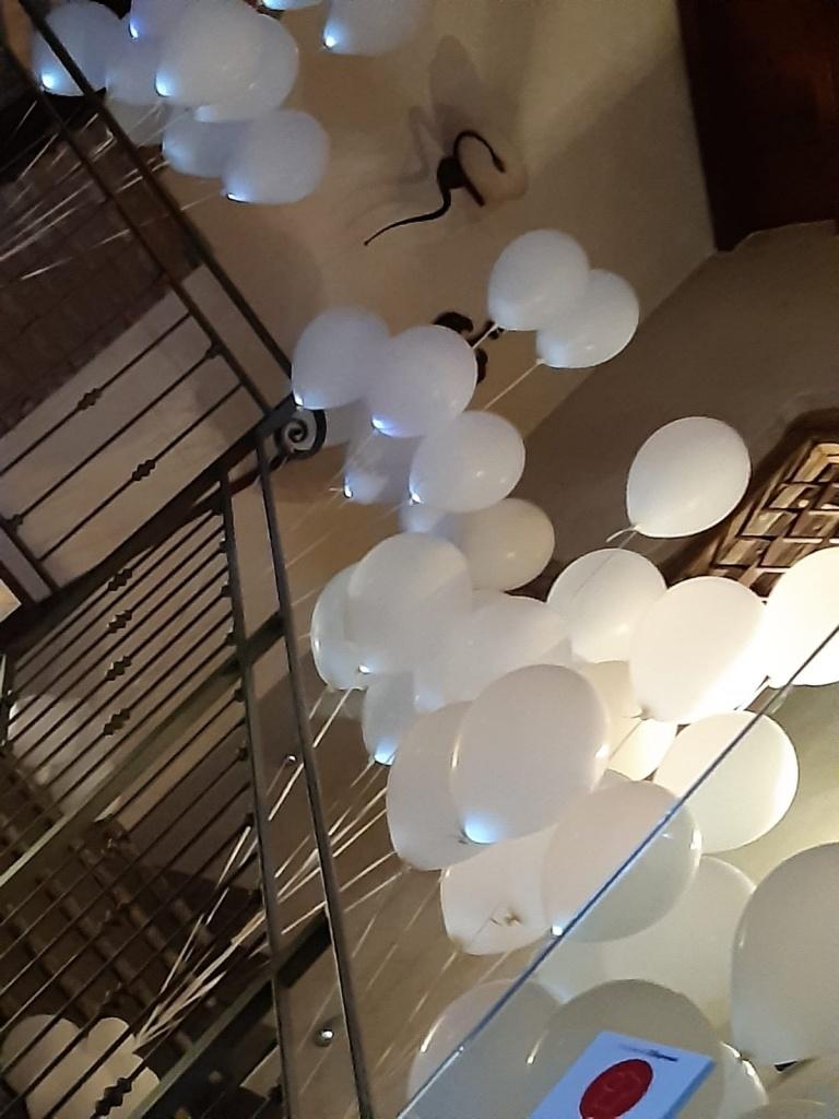 palloncini matrimonio personalizzati