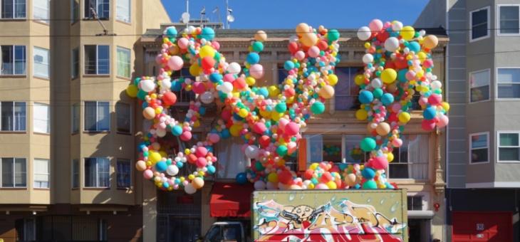 Allestimenti palloncini Bresso