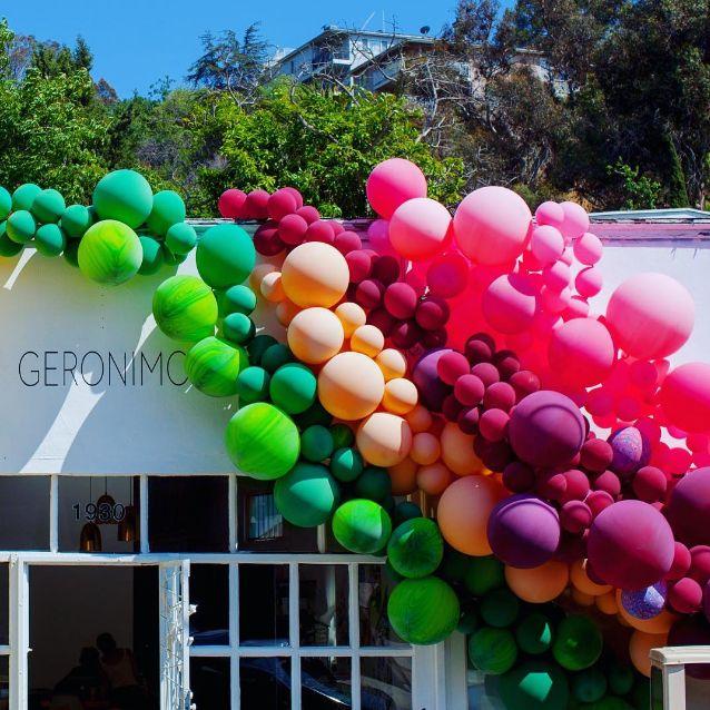 Palloni giganti gonfiabili personalizzati Como
